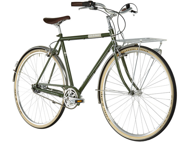 Ortler Bricktown Citybike grøn (2019) | City-cykler